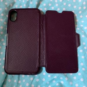 Leather Otterbox Case